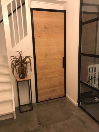 Gangkast deur