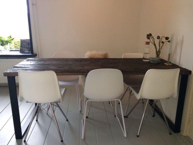 FTAfbouw-tafel-stalen-poten